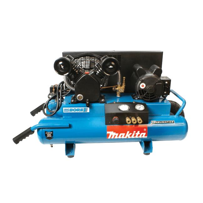 Makita Air Compressor : Makita mac hp air compressor gallon tank